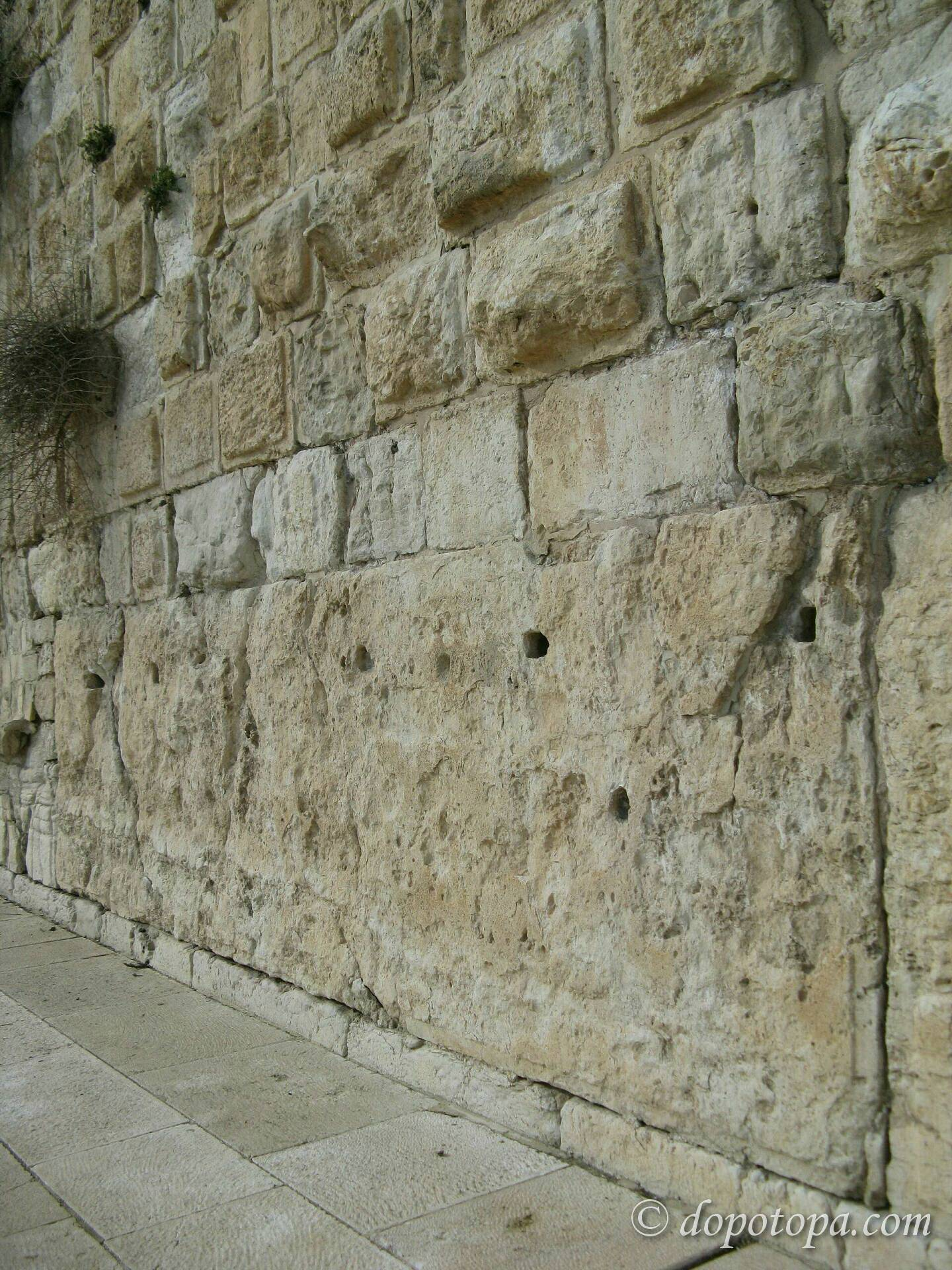 Megalithic Blocks On The Temple Mount In Jerusalem Part 2